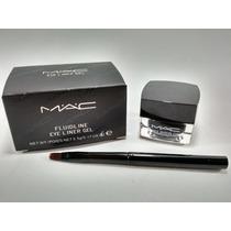 Mac Delineador Gel Fluidline Eye Liner Maquiagem Preto