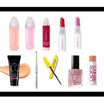 Kit Contendo10 Produtos De Maquiagem Compre, Revenda E Lucre