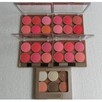 Paleta Blush Urban Decay Naked3 6 Cores + Lápis Mac Brinde