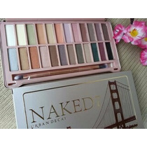 Paleta Estojo De Sombra Naked 7 Original - Urban Decay