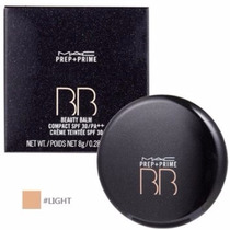 Mac Prep + Prime Bb Cream Beauty Balm Compact Spf 30 Light