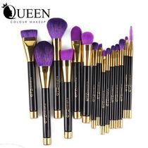 Kit De Pincéis Profissional - Queen Makeup - Sonia Kashuk
