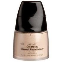 Base Revlon Colorstay Pó Mineral Spf010 - Foundation Orignal