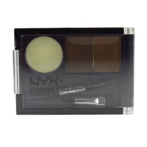 Kit De Sobrancelha Nyx Eyebrow Cake Powder Ecp02