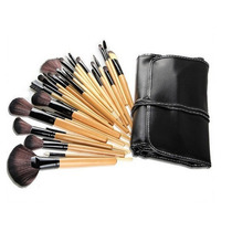 Kit De Pincel Para Maquiagem Com 32 Pçs - Pronta Entrega