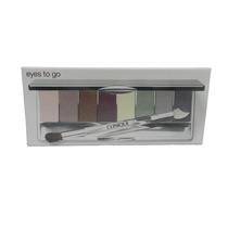 Clinique Olhos Para Ir 8 Eye Shadow Color Palette .4 Onça