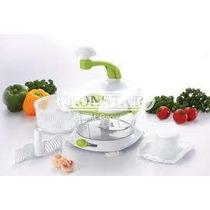 Processador Cortador Legumes Konstar Master Kitchen Set 8-p
