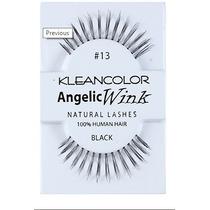 Cílios De Cabelo 100% Natural Kleancolor Angelicwink