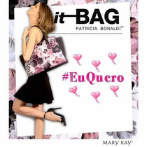 Bolsa Exclusiva Mary Kay- Patricia Bonaldi