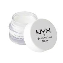 1 Nyx Eyeshadow Primer White + 2 Batons Líquidos Soft Matte