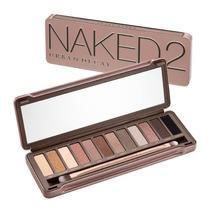 Paleta Naked 2 No Brasil À Pronta Entrega