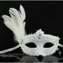 Mascara Fantasia Baile Noiva Festa Debutante Pronta Entrega