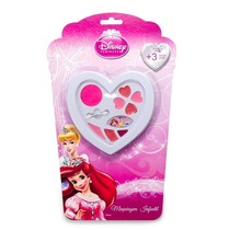 Estojo De Maquiagem Infantil Princesas Disney - Beauty Brinq