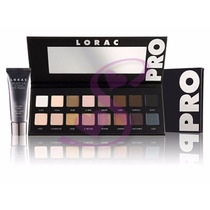 Paleta Sombras Lorac Pro Palette Importada + Primer 16 Cores