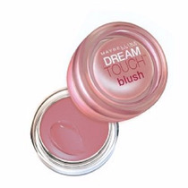 Blush Cremoso Dream Touch Maybelline - Cor Plum