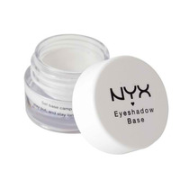 Nyx Eyeshadow Base Primer Sombras Pérola White Pearl Esb02