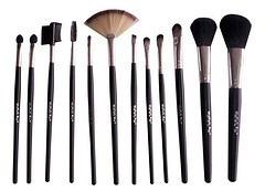 Maquiagem Kit Maquiagem Luxo 12 Pinceis Macrilan Kp1-5