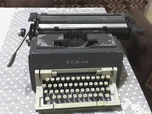 Maquina De Datilografia
