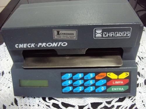 Maquina Preencher Máquina de Preencher Cheque