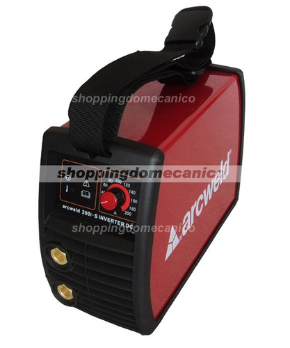 Máquina De Solda Inversora Tig - Arcweld 200i-s - Lincoln