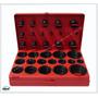 Kit O-ring C/ 419 Anéis De Vedação Com 34 Medidas + Medidor