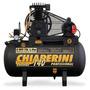 Compressor De Ar 6 Pes 1.5 Hp 70 Litros - Chiaperini