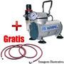 Compressor De Ar Para Aerógrafos - Bivolt - Prof. - Wimpel.