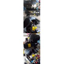 Compressor Profissional 10 Pcm (pés) Motor Em V Com Tanque D