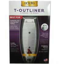 Máquina De Acabamento Andis T-outliner - 110v 100% Original