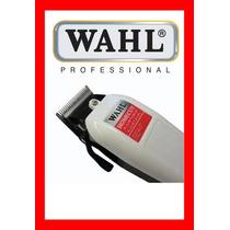 Máquina Wahl Original Usa S/ Pentes