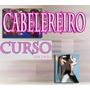 Aulas Cabelereiro 7dvds - Cabelo Completo!!!