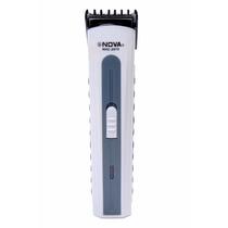 Máquina De Cortar Cabelo Fazer Barba Pezi Recarregável Nova