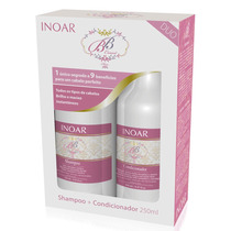 Kit Duo Inoar Bb Cream (shampoo+condicionador)
