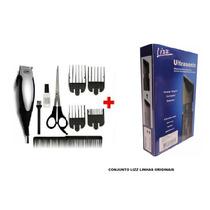 Aparador Lizz Igual Panasonic + Maquina Cabelo Pro 220v 12w