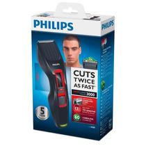 Hair Clipper Philips Bivolt Sem Fio Máquina De Cortar Cabelo