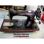 Máquina De Costura Antiga Alemã Déc. 20 ( Decoração )