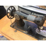 Máquina Costura Singer De 1912 - Veja O Vídeo ( Funcionando)