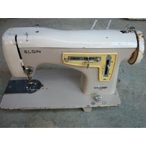 Máquina Costura Elgin Zig Zag Antiga.