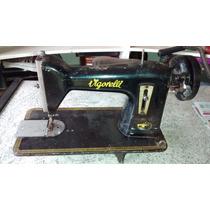 Maquina Costura Vigorelli - Funcionando