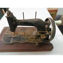 Maquina Antiga Singer