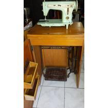 Antiga Maquina De Costura Singer