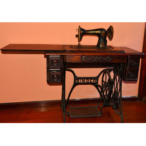 Máquina Costura Singer Antiga Ano 1883