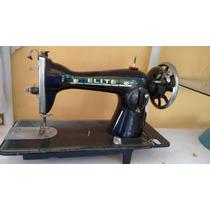 Maquina De Costura Antiga Maf Elite Anos 60