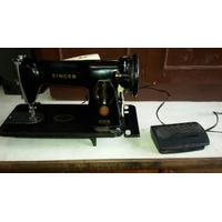 Máquina De Costura Singer Antiga Ótimo Estado