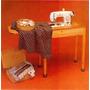 Projeto De Mesa Gabinete Para Máquina De Costura