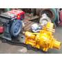 Bomba Draga De Areia Motor Diesel 24 Hp
