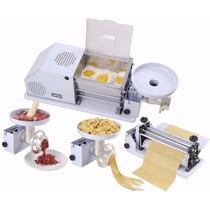 Maquina De Massa Pães-salgado-pastel-bolos-macarrão 4 Função