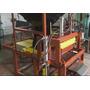 Máquina Hidráulica Para Fabricar Blocos E Pavers