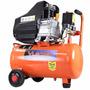 Compressor Ar 2.5hp 25 Litros 8,7 Pés 110v/220v Vulcan Vc-25