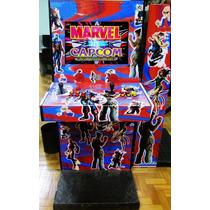 Fliperama Marvel Vs Capcom Arcade Completo Retirada No Local